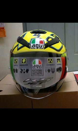 AGV K5 Jet Winter Helmet