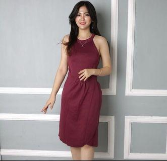 LIMITED STOCK! Classic Elegant dress pesta