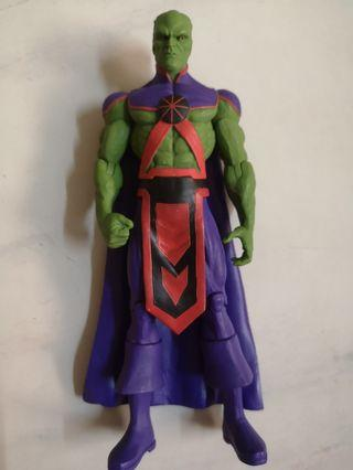 DC COLLECTIBLES THE NEW 52 MARTIAN MANHUNTER