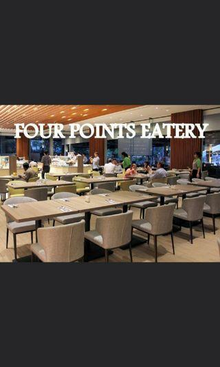 Four Points Eatery Sunday Brunch Buffet by Sheraton Singapore