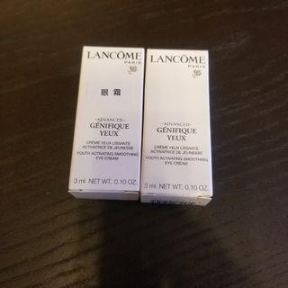 Lancome Genifique Yeux Eye Cream 3ml x2
