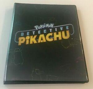 Looking for detective Pikachu binder