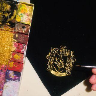 Harry Potter Pouch/Pencil Case