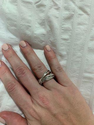 🚚 Chan Lu Sterling silver ring