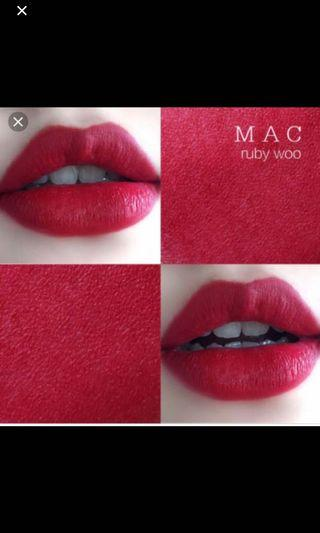 Mac rubby woo
