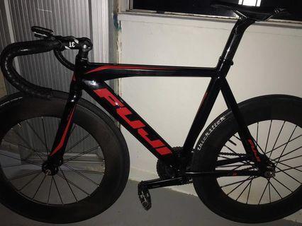 Fuji track bike