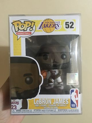 306887029fb Lebron James (Lakers Home White Jersey) - NBA