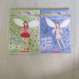 Rainbow magic 的 Party fairies 系列圖書
