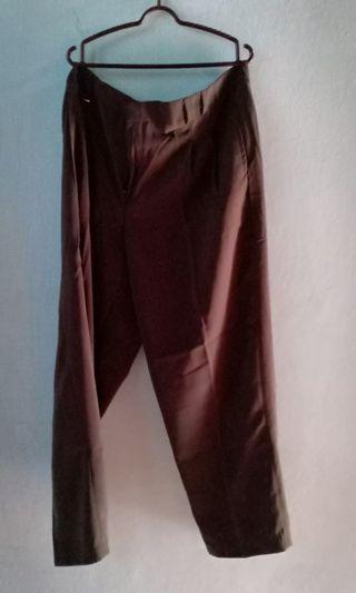 #BAPAU Celana Coklat