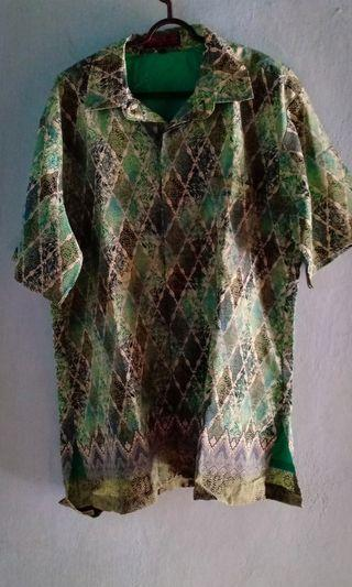 #BAPAU Kemeja Batik
