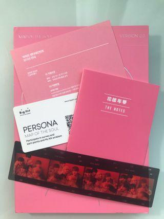 🚚 BTS unsealed persona version 3 album