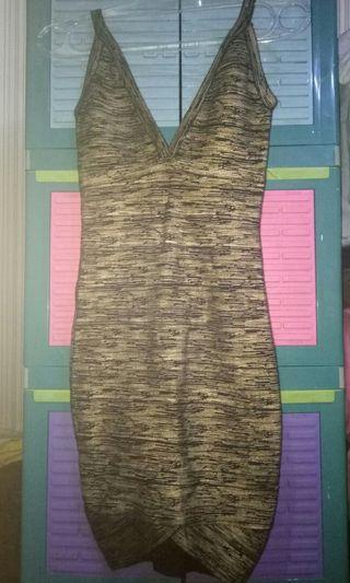 #BAPAU dress pesta