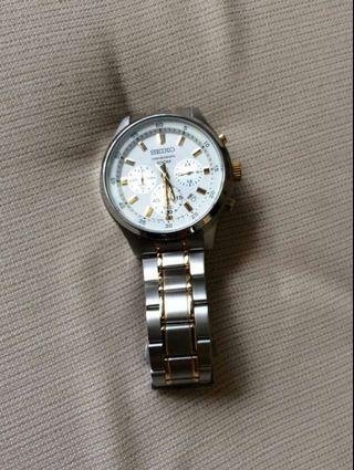 Seiko watch 95%new