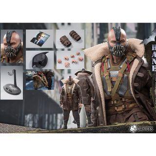 PO: DAFTOYS 1/6 muscular villain costume set (The Dark Knight Bane Not Hot Toys)