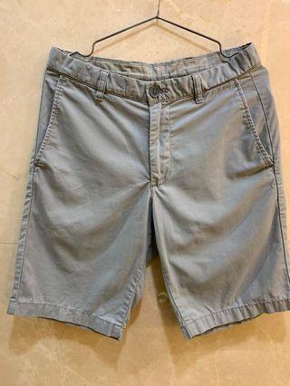 Uniqlo Lake Blue Leisure Pants (Size S)