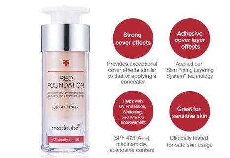 MEDICUBE RED FOUNDATION