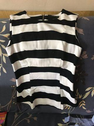 Mds striped top