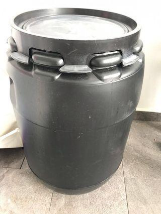 Water drum / container approximately 120 litres