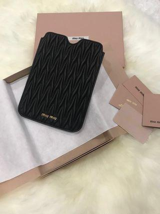 MIU MIU IPAD COVER