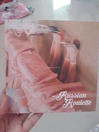Album Red Velvet Russian Roulette