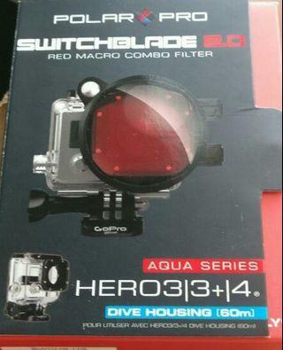 Switchblade 2.0 Hero 3, 3+, 4