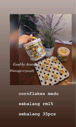 Cornflakes Madu / Honey Cornflakes