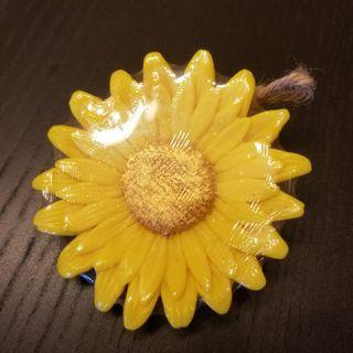 全新 沐浴番梘 向日葵 太陽花