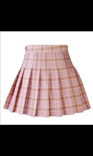 🚚 Pleated Short Skirt