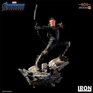 PO: Iron Studios 1/10 Hawkeye statue