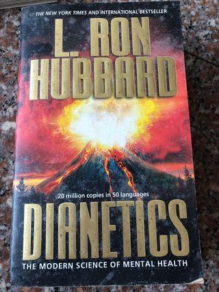Scientology book- Dianetics