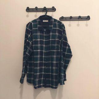Marks & Spencer Gingham Shirt