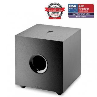 Focal Cub Evo Compact Powered Subwoofer
