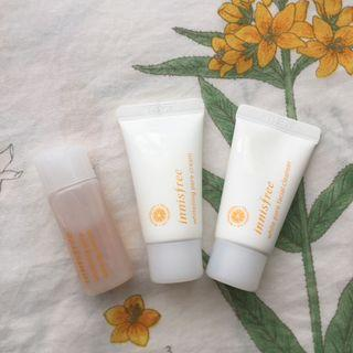 [New] Innisfree Whitening Pore Set