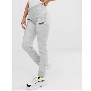 BN Puma Essentials Grey Sweatpants