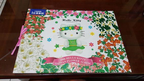 🚚 2006  Hello  Kitty  icash臺灣花卉特輯