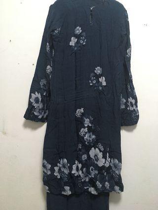 Baju Kurung Cotton #gayaraya