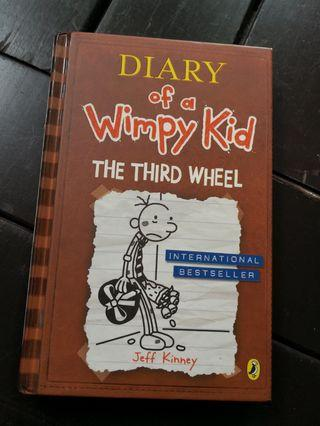 🚚 Diary Of A Wimpy Kid: The third wheel