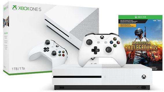 CHEAPEST Xbox One S 1TB with PUBG and Free Gifts