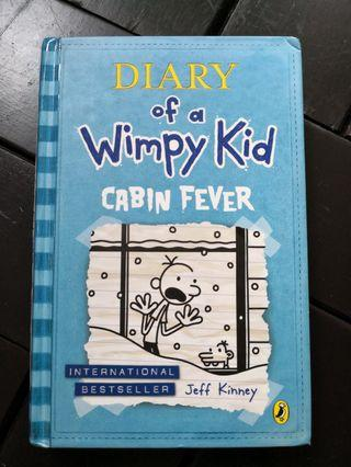 🚚 Diary Of A Wimpy Kid: Cabin Fever