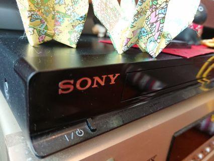 Sony Bluray 機