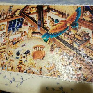 🚚 1000 pieces disney jigsaw puzzle
