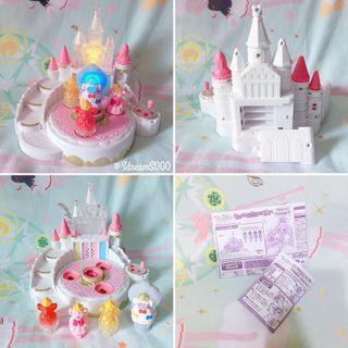 GO! Princess 光之美少女 公主宮殿 Princess Palace