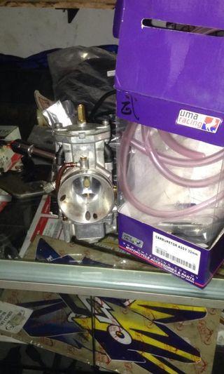 Uma carburetor