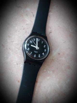 Swatch watch錶(put on the bag)