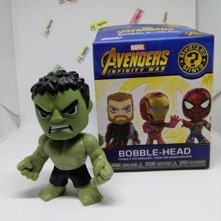 Marvel Comics Avengers Hulk Funko Mystery Mini figure