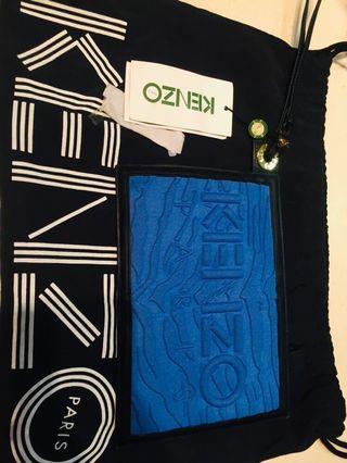 Authentic Kenzo Clutch , brand new