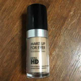 Makeup Forever Ultra HD Foundation