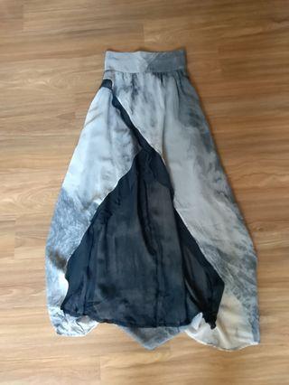 Stolen girlfriends club maxi skirt xxs/xs
