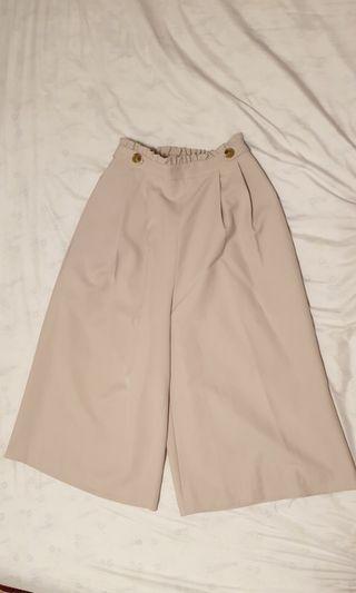 🚚 Pink Beige Pants
