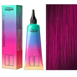 L'oreal hair colorful